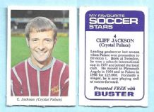 Crystal Palace Cliff Jackson 4 (IPCB)